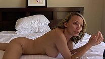 ProducersFun - A Fucking Conversation with sexy blonde MILF Pristine Edge Preview