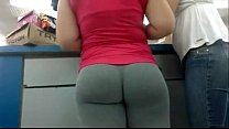 Candid Camera In Public Store Nice Ass In Tight Yoga Pants 01 thumbnail