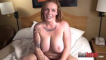 Big Tits Redhead Big Black Cock Surprise