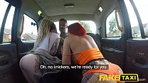 16901 Fake Taxi Alexxa Vice and Pixi Peach in filthy anal fucking taxi foursome preview