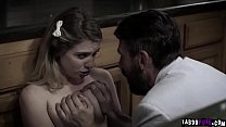 Giselle Palmer receives a hardcore fuck from Steve Holmes preview image