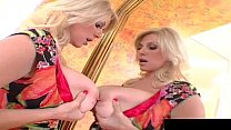 Penny Porsche is satisfied by young hard flesh thumbnail