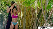 Image: TUSHY Personal trainer loves anal with asian wife