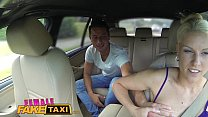 Female Fake Taxi Big tits blonde cabbie milf fu... />