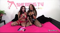 Shebang.TV - Porcha Sins & Tina Love in HD preview image