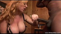 A Deep Sex With A Cumshot With Big Black Cock