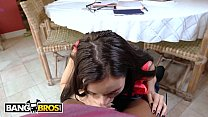 BANGBROS - Lana Rhodes Wants To Study Big Black Cocks