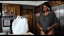 2805023 beautiful black milf fucks sons friend preview image