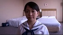 Japanese Schoolgirl Giving a Blowjob - Full vid...