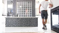 ShowerBait Shower fuck with Str8 guy Ty Mitchell