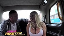 Female Fake Taxi Busty blonde wants big hard Br... />