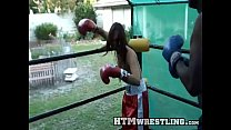 12158 Topless Mixed Boxing preview