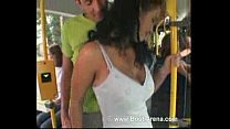 Fuck In The Bus ( Public Sex )