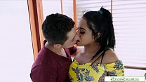 Hot latina fingered nd fucked in a hotel