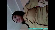 Video bokep indonasian women officer sucking n riding superior's