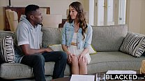 BLACKED teen girl tries bbc Preview