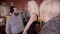 Stepdad and mom torments teen