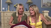 Two Milfs Share a Cock - 9Club.Top