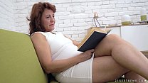 Hot old and young lesbians Minnie Manga and Red...