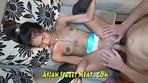 Teddy Bear In Chains With Thai Jiggle Tits Image