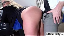 Intercorse Sex Action With Busty Horny Office Cute Girl (julie cash) movie-20