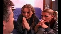 threesome teen sister whores