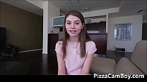 Young teen cheating with another man www.pizzacamboy.com