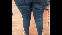 REMASTER: African Thick Fleshy Bubble Booty At Wally World - Zamodels.com pornhub video