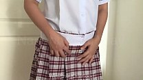 Student Pinay Finger Her Self In Their School Washroom