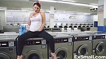 Getting Horny During Laundry