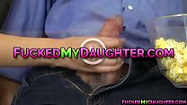 Busty babe Charlotte Cross pounded by horny plu... thumb