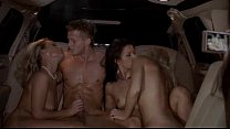smart group sex in limo