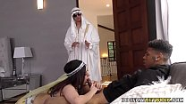 11883 Audrey Royal Gets Her Arab Pussy Fucked By BBC - Cuckold Sessions preview