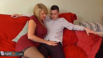 Agedlove mature banged doggystyle thumb