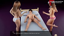 Threesome with stepsister and her friend l My sexiest gameplay moments l Milfy City[Xmas Episode] l Part #3 preview image