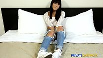 Private Casting X - Trying out hot Brazilian pussy Gina Valentina teen porn