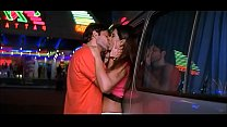 Geeta Basra Lips and Tongue hardly kissed by actor