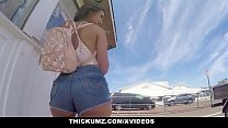 Thickumz - Maria Jade Gets Her Beautiful Booty Worshipped and Fucked