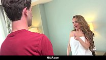 MILF - Racked MILF Richelle Ryan Bangs The Cute Delivery Boy thumbnail