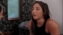 August Ames & Abella Danger - Don't Tell Daddy  Part 1 thumbnail