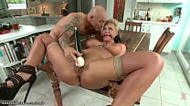 Busty cheating wife anal bdsm banged
