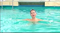Naked Synchronized Swimming - Who's that girl pornhub video