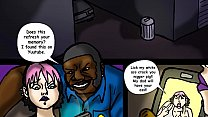 Drunk Big tit Emo girl fucked by police officer (Comic) - 9Club.Top