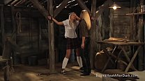 Slaves Homecoming: Body Inspection For Lesbian ...