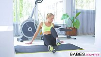 Babes - Elegant Anal - Lets Get Physical  Starring  Ivana Sugar And Dean Van Damme Clip