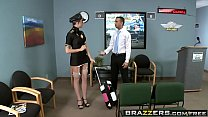 Brazzers - Big Tits In Uniform -  The One Mile High Club scene starring Chanel Preston and Keiran Le thumbnail