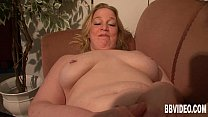 Stockinged german milf masturbating thumbnail