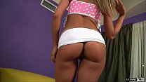 Petite Sexy Teen Amy Brooke Wants A Big Black Stick In Her Little White Slit! Thumbnail