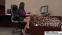 Lovely Girl (diamond kitty) With Big Tits Get Banged Hard Style In Office movie-12 thumbnail