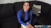 PropertySex - Curvy real estate agent fucking her new client preview image